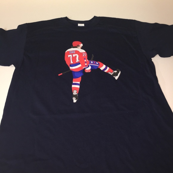 info for a3dfb 9e295 Washington Capitals Tj Oshie Shirt NWT